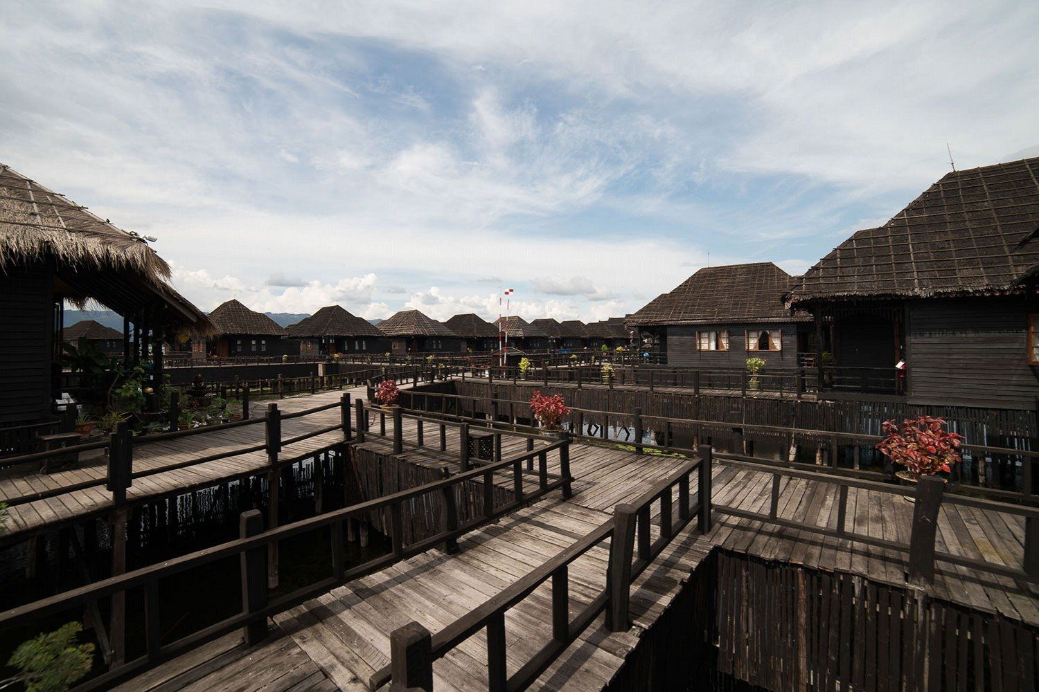 Inle Lake, Inle lake resort Myanmar