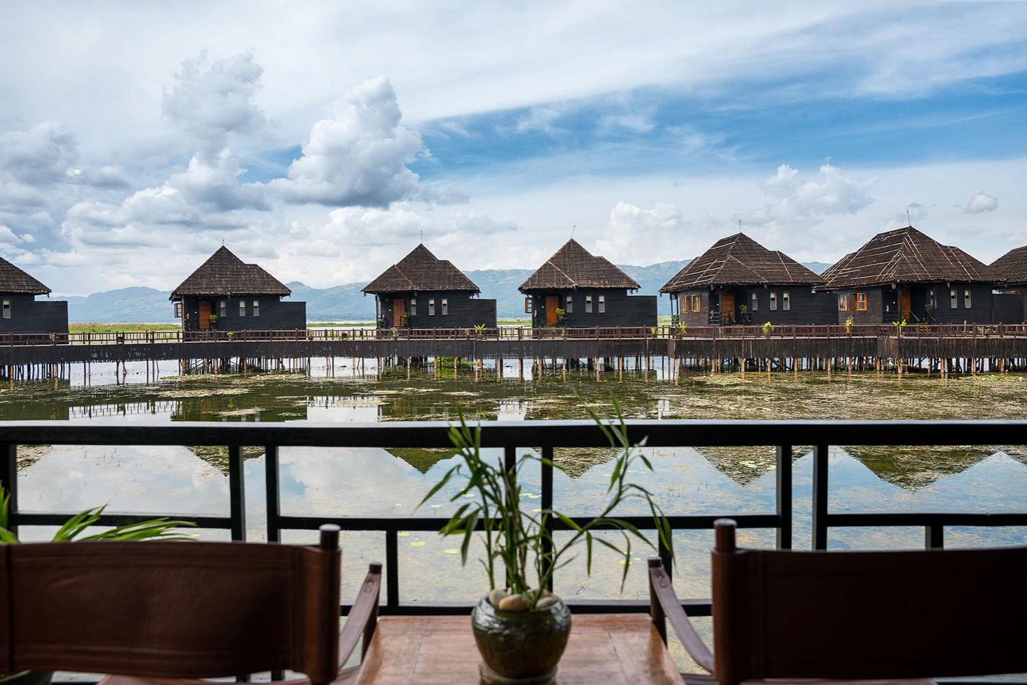 Treasure resort Inle Lake